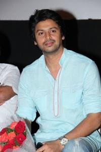 Srikanth @ Oru Oorla Rendu Raja Movie Audio Launch Stills