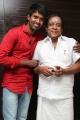 Soori, Singamuthu @ Oru Oorla Rendu Raja Movie Audio Launch Stills