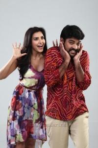 Priya Anand, Vimal in Oru Oorla Rendu Raja Tamil Movie Stills