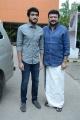 Jayaram's son Kalidas @ Oru Pakka Kathai Movie Hero Intro Press Meet Stills