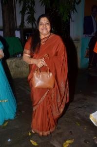 Singer KS Chitra @ Oru Tharam Udhayamagirathu Audio Launch Stills
