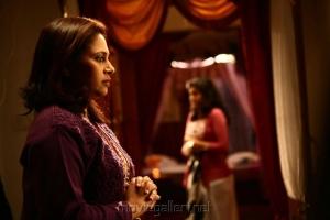Lakshmi Ramakrishnan in Oru Vaanavil Pola Tamil Movie Stills