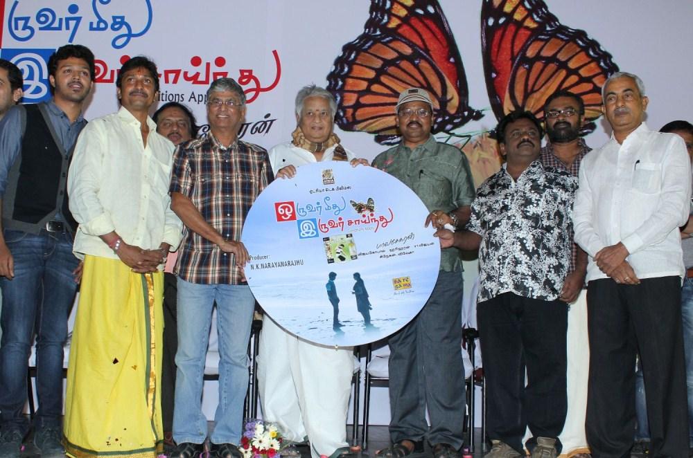 Picture 346485   Oruvar Meethu Iruvar Sainthu Audio Launch ...Oruvar Meethu Iruvar Sainthu Poster