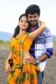 Sanya, Lagubaran in Oruvar Meethu Iruvar Saaindhu Movie Stills