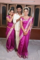 Swathi, Lagubaran, Sanya in Oruvar Meethu Iruvar Sainthu Movie Photos