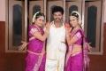 Swathi, Lagubaran, Sanya in Oruvar Meethu Iruvar Sainthu Movie Stills