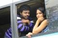 Lagubaran, Sanya in Oruvar Meethu Iruvar Saaindhu Movie Stills