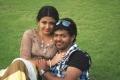 Actress Swathi, Actor Lagubaran in Oruvar Meethu Iruvar Sainthu Movie Stills