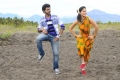 Lagubaran, Sanya in Oruvar Meethu Iruvar Sainthu Movie Stills