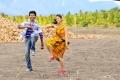 Lagubaran, Sanya in Oruvar Meethu Iruvar Sainthu Movie Hot Stills