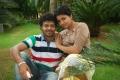 Lagubaran, Swathi in Oruvar Meethu Iruvar Sainthu Movie Stills