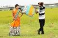 Hot Swathi, Lagubaran in Oruvar Meethu Iruvar Sainthu Movie Stills