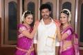 Swathi, Lagubaran, Sanya in Oruvar Meethu Iruvar Saaindhu Movie Stills