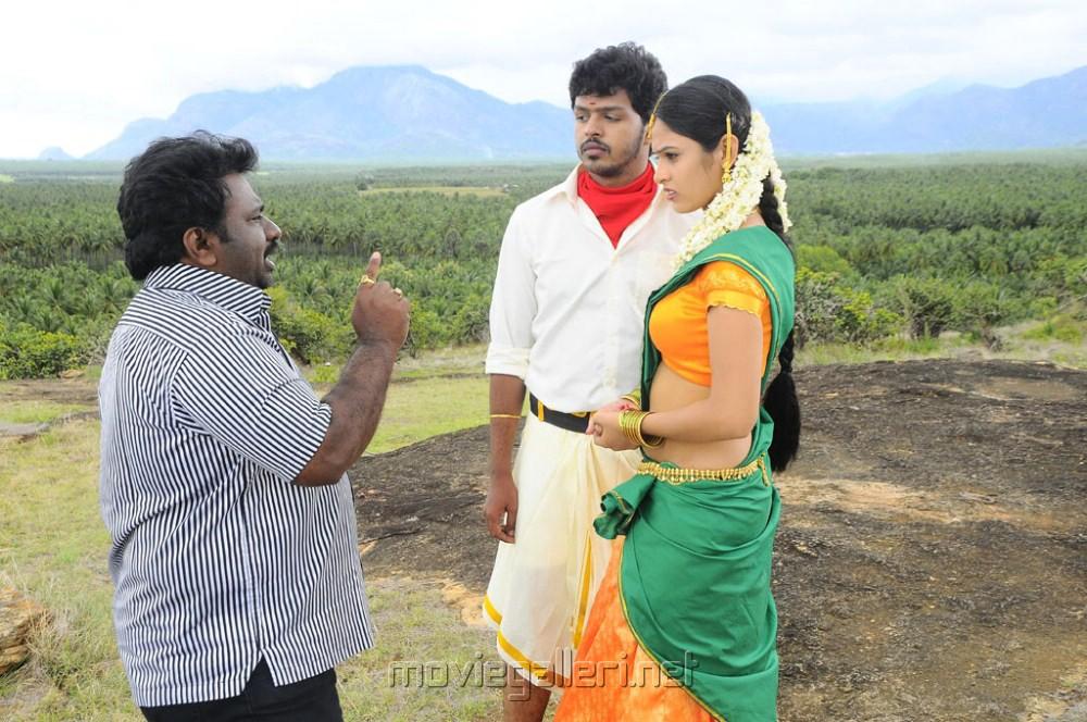 Picture 347192   Oruvar Meethu Iruvar Sainthu Movie ...Oruvar Meethu Iruvar Sainthu Poster