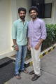 Vinod Kishan, Lagubaran at Oruvar Meethu Iruvar Sainthu Press Meet Stills