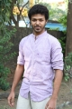 Actor Lagubaran at Oruvar Meethu Iruvar Sainthu Press Meet Stills