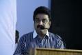 Chinni Jayanth at Oruvar Meethu Iruvar Sainthu Press Meet Stills
