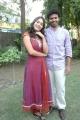 Sanya, Lagubaran at Oruvar Meethu Iruvar Sainthu Press Meet Stills