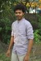 Actor Lagubaran at Oruvar Meethu Iruvar Sainthu Press Meet Stills