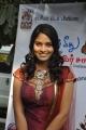 Actress Sanya at Oruvar Meethu Iruvar Saainthu Press Meet Stills
