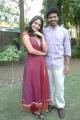 Sanya, Lagubaran at Oruvar Meethu Iruvar Saainthu Press Meet Stills
