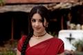 Actress Richa Gangopadhyay Hot in Red Saree Photos