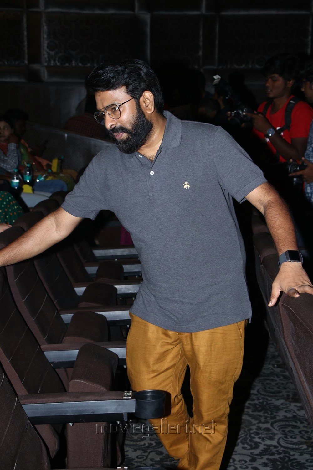 Santhosh Narayanan @ Oththa Seruppu Movie Audio Launch Stills