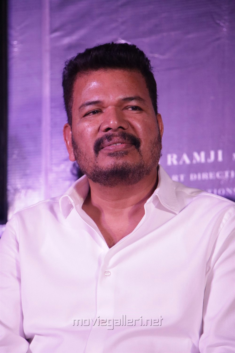 Shankar @ Oththa Seruppu Movie Audio Launch Stills