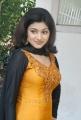 Actress Oviya Hot Photos in Orange Silk Salwar Kameez