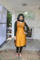 Actress Oviya Helen Hot Photos in Silk Salwar Kameez
