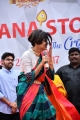 Actress Oviya inaugurated Saravana Stores new showroom at OMR Chennai Stills