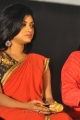 Oviya Hot in Red Saree Photos @ Madha Yaanai Koottam Audio Release
