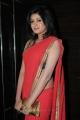 Oviya Hot Photos in Red Saree @ Madha Yaanai Koottam Audio Release