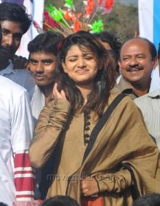 Actress Oviya Cute Stills