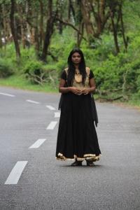 Srilankan Actress Mithuna Mithu in Oviya Tamil Movie Stills