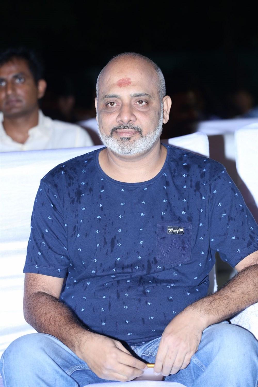 Ramajogayya Sastry @ Oy Ninne Movie Audio Launch Stills