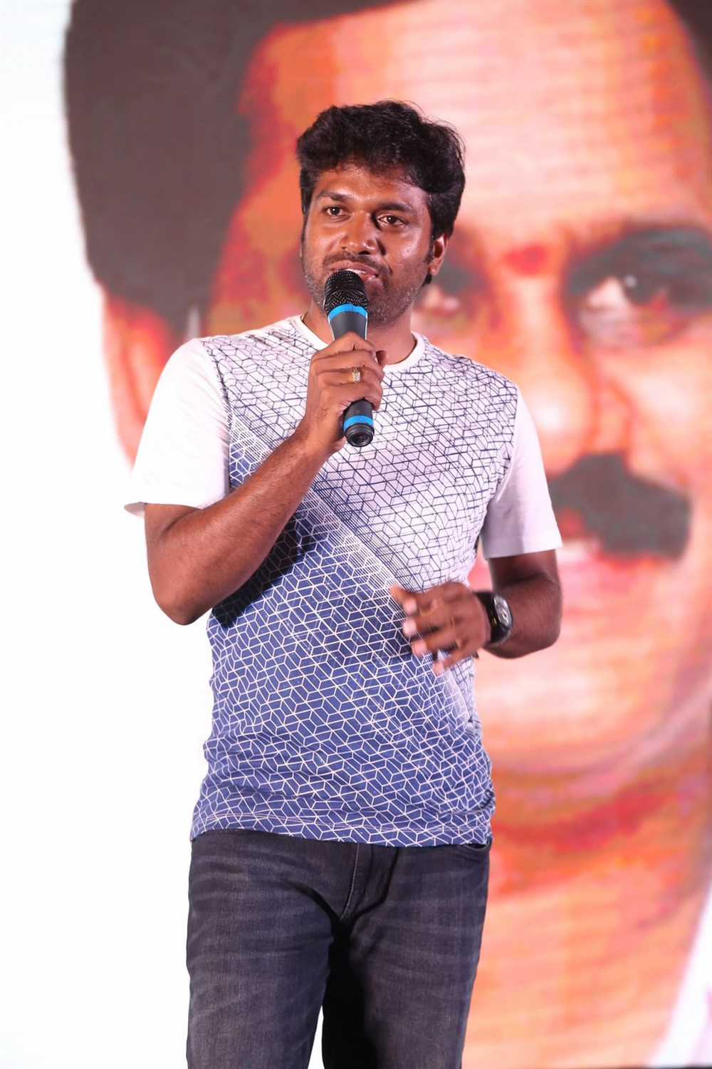 Anil Ravipudi @ Oy Ninne Movie Audio Launch Stills