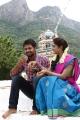 Geethan Britto, Papri Ghosh in Oyee Movie Stills