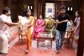 Arjunan, Eesha, Geethan Britto in Oyee Movie Stills