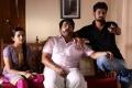 Arjunan, Geethan Britto in Oyee Movie Stills
