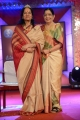Presentation Ceremony of P. Susheela Award 2013 to Vani Jayaram