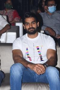 Karthikeya @ Paagal Movie Pre Release Function Stills