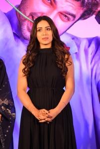 Actress Nivetha Pethuraj @ Paagal Movie Success Meet Stills