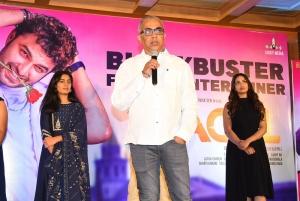 Bekkam Venugopal @ Paagal Movie Success Meet Stills