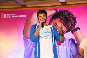 Actor Mahesh Achanta @ Paagal Movie Success Meet Stills