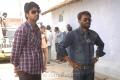 Director Aslam, Srikanth at Paagan Shooting Spot Stills