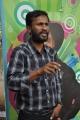 Director Mohammed Aslam at Paagan Movie Success Meet Stills