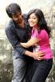 Srikanth, Janani Iyer Romancing Stills in Paagan Tamil Movie