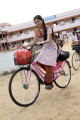 Actress Janani Iyer in Paagan Tamil Movie Stills