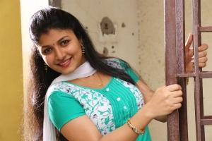 Actress Raksha Raj in Pandiyoda Galatta Thangala Tamil Movie Stills